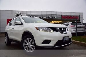 2016 Nissan Rogue S Dealership Demo *Bluetooth,Rear view monitor