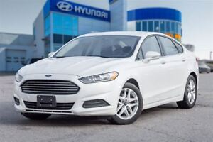 2015 Ford Fusion SE, ONE OWNER, TRADE IN