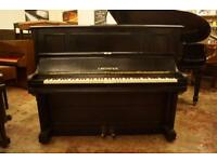 Antique Bechstein upright piano. Tuned and delivery available