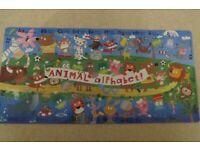 Animal Alphabet Jigsaw Puzzle, 30 pieces, Age 3-6