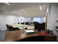 Lovely office space to share with a friendly IT and Telecoms company