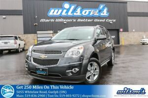2014 Chevrolet Equinox 2LT AWD NAVIGATION! SUNROOF! REAR CAMERA!