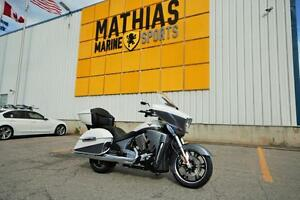2016 Victory Motorcycles CROSS COUNTRY TOUR / 64$/sem garantie 3