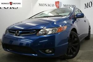 2009 Honda Civic SI, MAN SPORT PKG SUNROOF