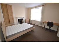 5 Bedroom Student Property 2017/18 - Welford Road 9min walk to Uni. of Leicester FREE BROADBAND