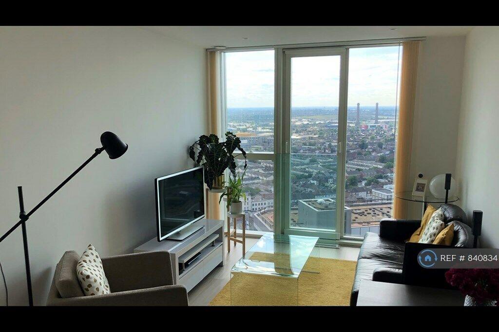 1 bedroom flat in Pinnacle Apartments, Croydon, CR0 (1 bed ...