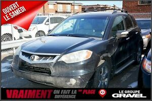 2008 Acura RDX Base w/Technology Package
