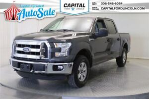 2016 Ford F-150 XLT SuperCrew   **New Arrival**