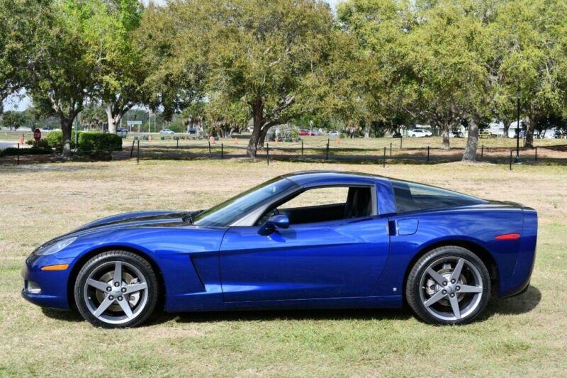 Image 22 Coche Americano usado Chevrolet Corvette 2006