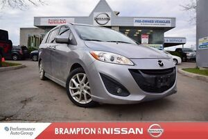 2012 Mazda MAZDA5 GT (A5) *6 passneger, Heated seats, Sunroof*