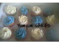 Freshly Baked Celebration Cakes