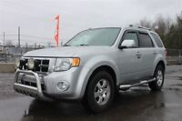 2010 Ford Escape Limited 3.0L,CUIR,TOIT OUVRANT,ETC GARANTIE 6 M