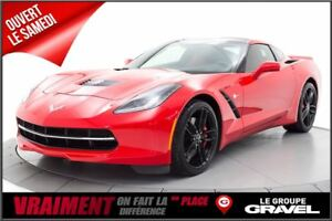2014 Chevrolet Corvette Stingray Z51 Navigation Cuir