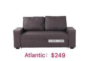 sofa bed, futon, starts from $159