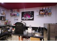 Ice cream, cake and milkshake bar for sale dallow area Luton