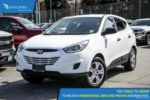 2015 Hyundai Tucson GL Heated Seats and Satellite Radio