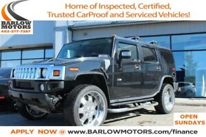 2006 Hummer H2 Supercharged! **Bitcoin Accepted**