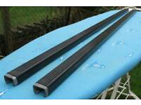 Thule Square Roof Rack Bars Length 108 cm