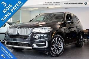 2014 BMW X5 xDrive50i Prem / Tech / ConnectedDrive