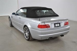 2004 BMW 3 Series M3 Convertible 3.2L SMG II Impeccable !!!