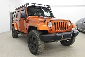 2011 Jeep WRANGLER UNLIMITED Sahara - Accident free, Navigation,