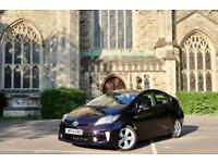 "2014 ""14"" Toyota Prius UK Model Hybrid ""T Spirit"" Top Spec - BLACK CHERRY PEARL - Exclusive Colour"