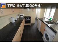4 bedroom house in Hirwain Street, Cathays, Cardiff
