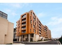 +Impressive 1 bed apartment on 7th floor w/ private balcony & allocated parking in Greenwich SE10