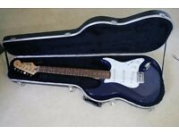 90's Korean Squier/ Fender Stratocaster electric guitar