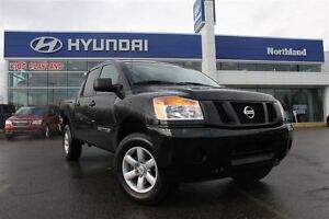 2015 Nissan Titan Cruise control/Spray in Bed-liner/Power Option