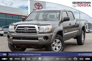 2010 Toyota Tacoma SR5 Double cab ONE OWNER!