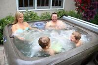 The Ultimate 6 Person Spa Hot Tub $5200 Taxes In!