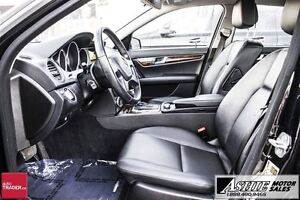 2012 Mercedes-Benz C-Class C250 4MATIC! Kingston Kingston Area image 8