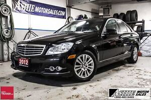 2012 Mercedes-Benz C-Class C250 4MATIC! Kingston Kingston Area image 1