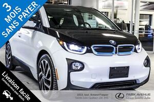 2014 BMW i3 **Suite Interior World + Technology Package**