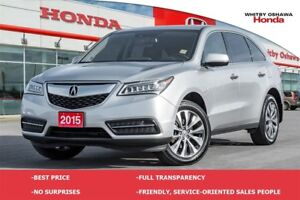 2015 Acura MDX Technology Package | Automatic