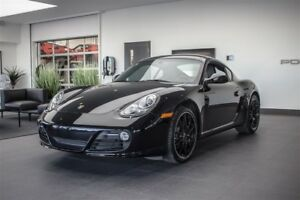 2012 Porsche Cayman S Black Edition Sport Chrono
