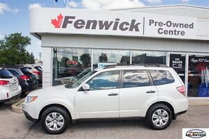 2011 Subaru Forester 2.5 X - Accident Free - One Owner