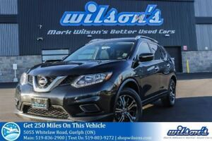 2014 Nissan Rogue S BLUETOOTH! CRUISE CONTROL! POWER PACKAGE! KE