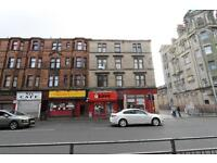 Traditional 1 bedroom second floor flat to rent on Tollcross road, Glasgow East