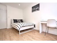 4 Bed flat available for a group of 4 students or professionals.