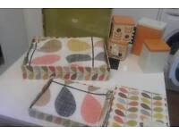 BEDDING ORLA KIELY PLUS CANNISTERS