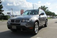 2010 BMW X3 xDrive28i PANORAMIC SUNROOF CRUISE CONTROL HEATED
