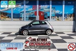 2012 Fiat 500 Abarth, No-Accidents! Not Smoked In! SUPER CLEAN!!