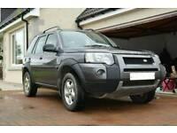 Land-Rover freelander 2006