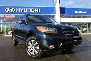 2009 Hyundai Santa Fe Leather/HTD Seats/AWD/Sunroof/Limited