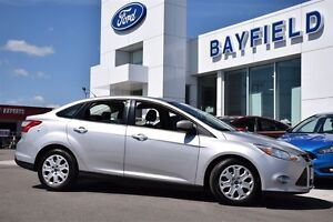2012 Ford Focus SE Sedan At Bayfield Ford Lincoln In Barrie