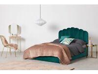Delia King Size Ottoman Bed