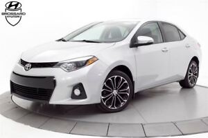 2014 Toyota Corolla S MAGS TOIT A/C BLUETOOTH
