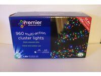 xmas lights 960 chasing boxed as new